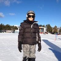 Photo taken at El Tirol - Pista Llarga by Adrian I. on 12/15/2012