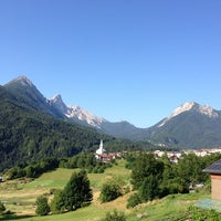 Photo taken at Ufficio Turistico by Lucy D. on 7/24/2013