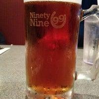 Photo taken at Ninety Nine Restaurant by Sam Sasagu T. on 7/14/2014