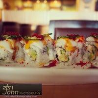 Photo taken at Symphony Sushi by John L. on 3/31/2013