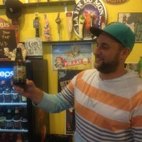 Photo taken at Salud Beer Shop by burak a. on 8/28/2013