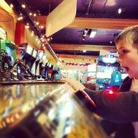 Photo taken at Funland Entertainment Center by Luke M. on 11/16/2012