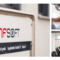 Photo taken at infsoft indoor navigation by infsoft indoor navigation on 7/9/2015