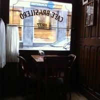 Photo taken at Café Brasilero by Adriana A. on 4/11/2013