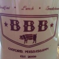 Photo taken at Big Bad Breakfast by Brooks B. on 12/26/2013