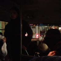 Photo taken at IKEA Borough Hall Shuttle by Alex M. on 12/1/2012