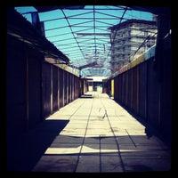 Photo taken at Feria Modelo Bernardo O'higgins by Nicol R. on 1/14/2013
