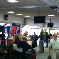Photo taken at Gate E14 by Stephen G. on 11/13/2012
