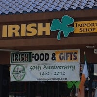 Photo taken at Irish Import Shop by ThePurplePassport.com on 4/9/2013