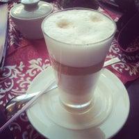 Photo taken at Wiener Caféhaus by Sini Annika K. on 9/28/2013