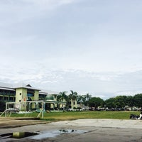 Photo taken at Maahad Muhammadi Lelaki (MML) by Fakhrul Z. on 10/19/2015