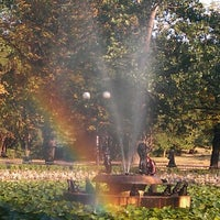 Photo taken at Борисова градина by Цветелина К. on 10/10/2012