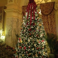Photo taken at Hermitage Hotel by Trey P. on 12/26/2012