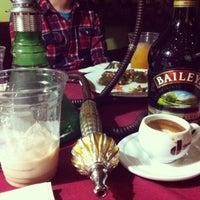 Photo taken at Alhambra Cafe by Jo L. on 1/18/2013