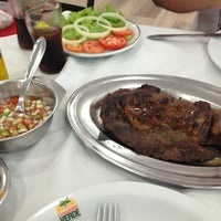 Photo taken at Churrascaria Coqueiro Verde by Dienerson N. on 3/17/2013