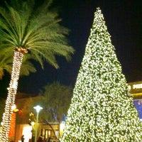 Photo taken at Desert Ridge Marketplace by Janice G. on 11/27/2012