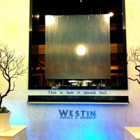 Photo taken at The Westin O'Hare by Janice G. on 9/22/2012