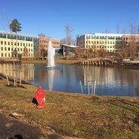 Photo taken at Capital One by Matthew B. on 3/20/2014