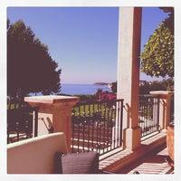 Photo taken at The St. Regis Mardavall Mallorca Resort by David C. on 7/1/2013
