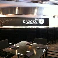 Photo taken at Kazoku by Roberto D. on 8/26/2013