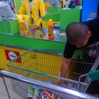Photo taken at Giant Hypermarket by Rince K. D. on 7/25/2015