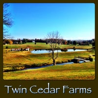 Photo taken at Twin Cedar Farm by Corey O. on 11/3/2012