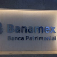 Photo taken at Banamex by Enrique O. on 5/5/2016