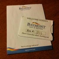Photo taken at Baymont Inn & Suites Memphis East by Julian W. on 4/26/2015
