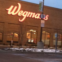 Photo taken at Wegmans by Catherine L. on 1/6/2013