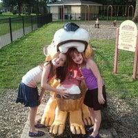 Photo taken at Reynolds Municipal Park by Gary S. on 7/27/2013