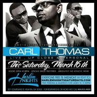 Photo taken at Harlem Nights Lounge by iamthepartyATL.com on 3/16/2013