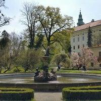 Photo taken at Andělská fontána by Jaroslav P. on 4/22/2016