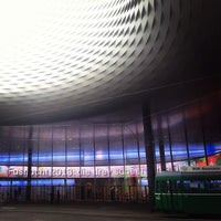 Photo taken at Messe Basel by Tony D. on 2/22/2013