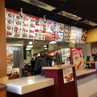 Photo taken at KFC/Taco Bell by Eric H. on 1/22/2013