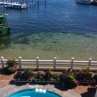 Photo taken at Chippewa Hotel Waterfront by Alissa L. on 9/8/2013