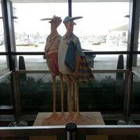 Photo taken at Kalamazoo - Battle Creek International Airport (AZO) by Jessica on 3/24/2013