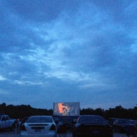 Photo taken at Boulevard Drive-In Theatre by Michael W. on 7/7/2013