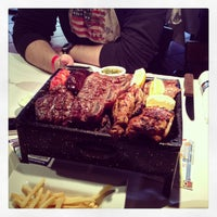 Photo taken at New Campo Argentino SteakHouse by Alexey R. on 3/2/2013