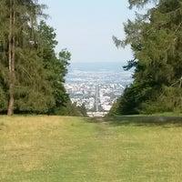 Photo taken at Bergpark Wilhelmshöhe by Felix G. on 7/27/2013