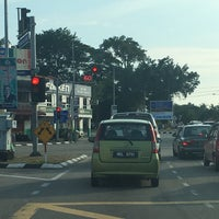 Photo taken at Simpang Empat Semabok by afiq m. on 11/13/2016
