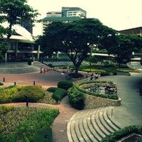 Photo taken at Ayala Center Cebu by Chris Ian C. on 9/22/2013