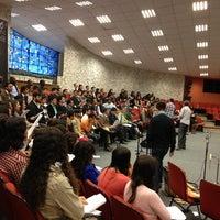 Photo taken at Igreja Adventista do Sétimo Dia - UNASP-EC by Marcel F. on 5/24/2013