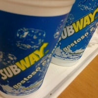 Photo taken at Subway by Michele M. on 11/15/2012