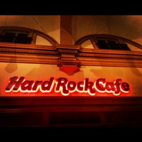 Photo taken at Hard Rock Cafe Florence by Marina F. on 7/3/2013
