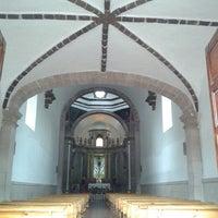 Photo taken at Iglesia del Señor De Las Maravillas by Wen ¬. on 10/14/2015