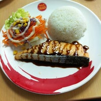 Photo taken at Chester's grill in PTT by Nnaeperadon on 5/21/2013