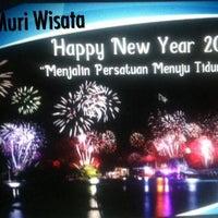 Photo taken at Jembatan Cinta by SHOLE O. on 12/23/2015