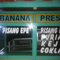 Photo taken at Pisang Epe by hasnah i. on 9/17/2015
