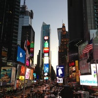 Photo taken at W New York - Times Square by Ieva P. on 2/9/2013