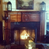Photo taken at Beekman Arms-Delamater Inn by Leigh M. on 2/13/2016
